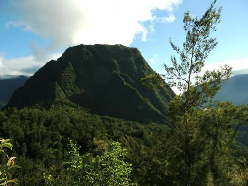 Photo : vue du Piton d'Anchaing