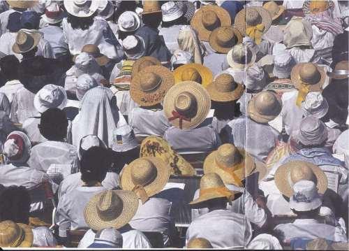 illustration Région Réunion/ Agenda 2003