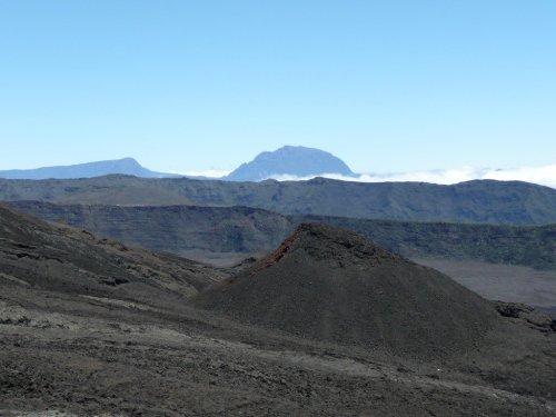 Région du Volcan, de la Fournaise vers le Piton des Neiges