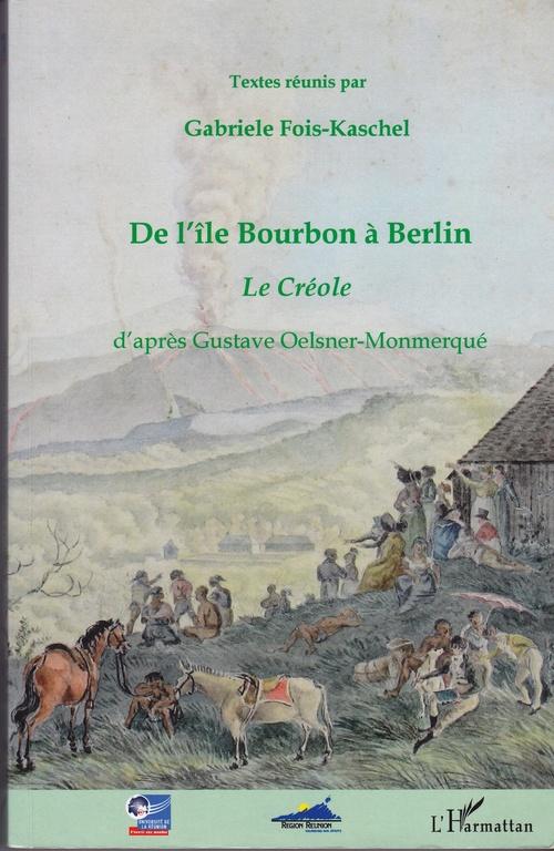 De l'île Bourbon à Berlin (2)…(1ère de couverture).