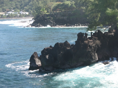 Côte de Manapany