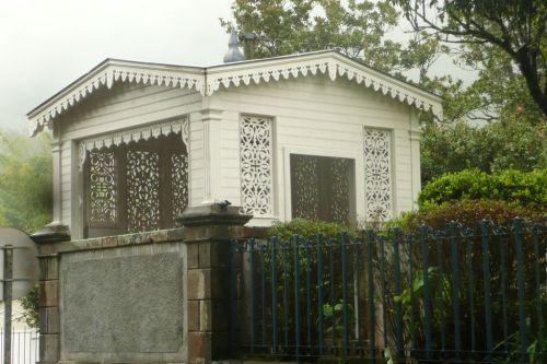 Guétali de la Villa Barau, cliché Marc David