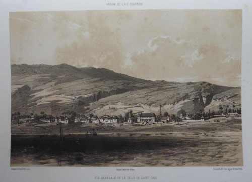 Vue générale de la ville de Saint Paul, H. Clerget /A. D'Hastrel (5)