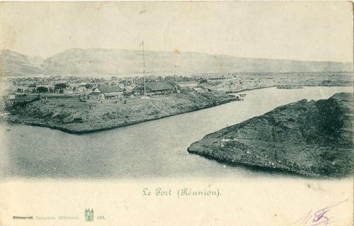 Et le port fut creusé/ Cliché Zampiero