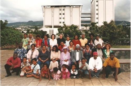 Maxime et la famille Laope, collection Laope