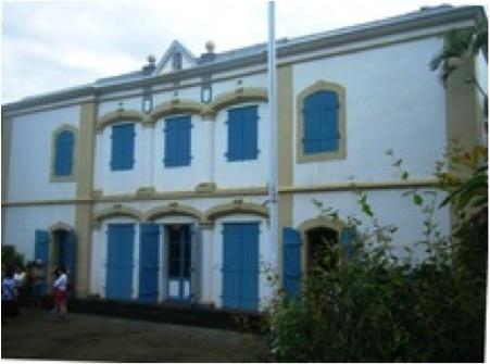 Maison Desbassayns/de Villèle-St-Gilles les Hauts