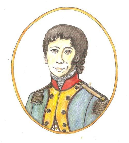 Anne-Joseph-Hippolyte de Maurès de Malartic, (vu par Huguette Payet.)