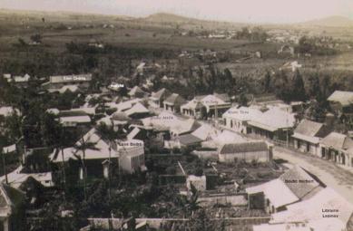 Section de la ligne des 600 vers 1950. Photo col. Dessaye, titres Ph. Fontaine