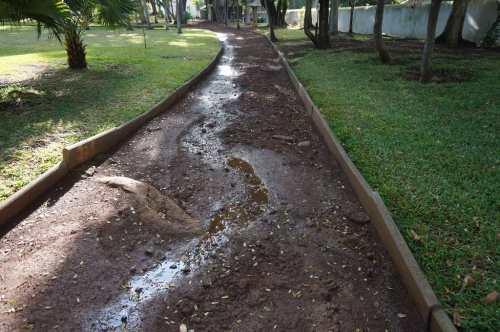Le Jardin actuel : une allée ou le parcours du combattant ?