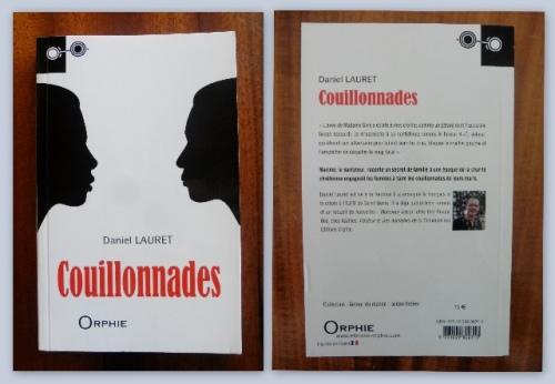 Couverture et 4ème de couverture du livre