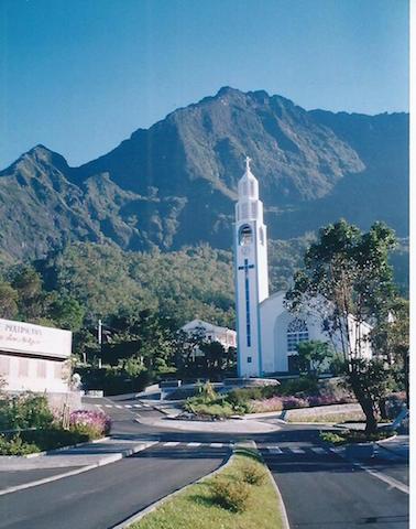 «Église de Cilaos»